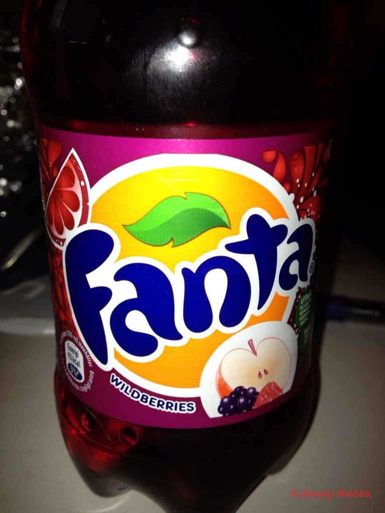 Fanta Wildberries