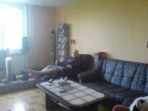 Vardagsrummet