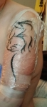 Andra tatueringen