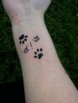 Första tatueringen