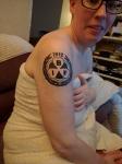 Tredje tatueringen
