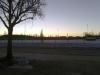 Kl: 15:00 Det är 9 minus grader ute och jag väntar på att svärfar ska hämta upp, så jag kan handla lite till nyår.