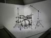Bild 23: Ett trummset