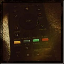 Kl 15:00 - Tar och tittar på en film.