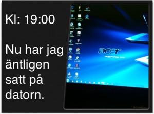 Kl: 19:00