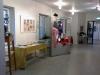 Utställningen om LudvikaRevyn, lite kläder och bilder.