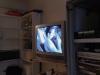 Sitter och bränner på DVD-skiva från DVCPro-band