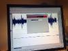 Kl: 16:00 Sitter och väntar på att programmet har analyserat ljudet som jag nyss spelat in.